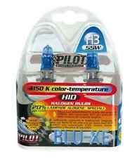 LAMPADA ALOGENA BLU-XE 2PZ H3 55W 12V PK22s OMOLOGATA PER USO STRADALE 58182