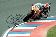 Alvaro BAUTISTA SIGNED MOTOGP Aprillia Rider 12x8 Autograph Photo AFTAL COA