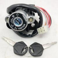 Motorcycle ignition switch  Keys Suzuki GZ250 Bandit 600 1200 GSX1250FA