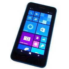Nokia Lumia 635 Windows Cell Phone Cricket Wireless 8gb Cyan Blue Smartphone