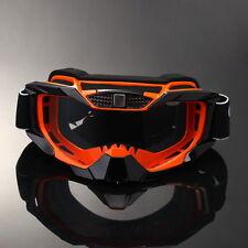 Snowboard Ski Goggles MX ATV Sport Off Road Riding Ski Windproof Eyewear Glasses