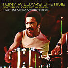 TONY WILLIAMS FEAT. JOHN MCLAUGHLIN. - Live In New York 1969. New CD + Sealed.