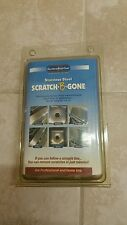 NEW Scratch B Gone Stainless Steel Scratch Remover Professional and Home Use
