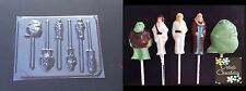 RETURN OF THE JEDI Star Wars Chocolate Candy Soap Clay Lollipop Mold
