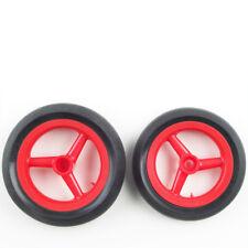 Roues 3 étoile rouge 2 Pièces Pièce de rechange RC Moto 1:8 Kyosho GP-22 #