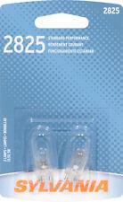 License Light Bulb-Sedan AUTOZONE/SYLVANIA 2825