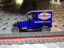 1978 Matchbox 1927 Talbot Van EverReady Batteries