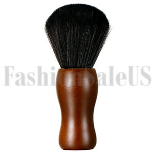 Body Neck Duster Brush for Salon Stylist Barber Hair Cutting Make Up Cosmetic