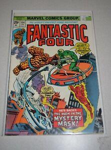 Marvel Comics Fantastic Four - #154
