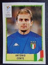 ☆ PANINI euro 2000-ITALIA/ITALIA Antonio Conte #179