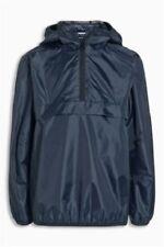 Next Boy`s Rain Poncho Waterproof Hood Jacket Size 3 years