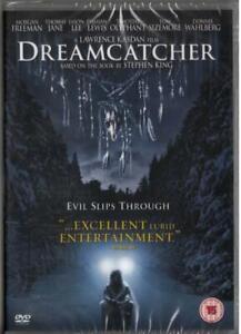 DREAMCATCHER - MORGAN FREEMAN - NEW & SEALED DVD- FREE LOCAL POST