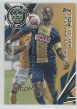 2015 Topps MLS Gold /25 Maurice Edu #188