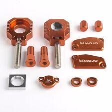MOJO KTM Bling Kit - CNC Billet Anodized Fits 2013-2014 KTM 85 SX,SXS