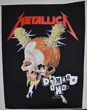Metallica-Damage Inc. - 30 cm x 36,2 cm-Backpatch - 164844