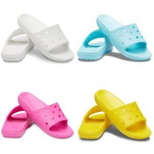 Crocs Classic Crocs Slide Unisex Sandalen | Sandaletten | Schlappen - NEU