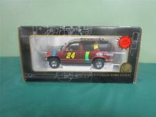 NASCAR 1/24~Brookfield Collectors Guild - Jeff Gordon Chromalusion Chevy Tahoe