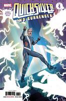 Quicksilver No surrender #4 Comic Book 2018 - Marvel