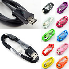 3FT Micro USB Charger Charging Sync Data Cable For Samsung Galaxy S2 S3 S4 uk1
