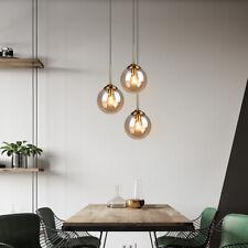 Glass Lamp Home Pendant Lights Bedroom Ceiling Light Kitchen Chandelier Lighting