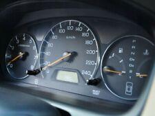 Honda Accord Coupe 1998-2002 Aluminium Polished Chrome Dial Rings  Set Of 3 New