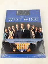 The West Wing New Complete First Season One DVD Box set Martin Sheen Rob Lowe