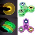 Hand Spinner Fidget Ball Bearing Desk Toy EDC Focus Kids/Adult Glow In Dark