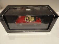 Porsche 356 C Cabriolet Red Minichamps 430062332 1/43