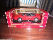 Ferrari 348 Spider Rossa red Mira 1 18 boxed