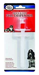 Four Paws Quick and Easy Pet Pill Dispenser
