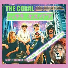 THE CORAL MOVE THROUGH THE DAWN CD (Released 10th August 2018)