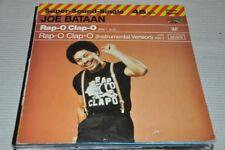 "Joe Bataan - Rap-O Clap-O - 70er 70s - 12"" Maxi Single Vinyl LP"