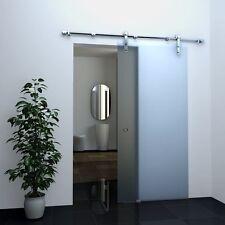 Glas Schiebetür FROST 102,5 x 205 cm Satiniert Raumteiler Raum Trenner