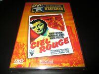 """DVD NEUF """"CIEL ROUGE"""" Robert MITCHUM Barbara BEL GEDDES Robert PRESTON - western"""