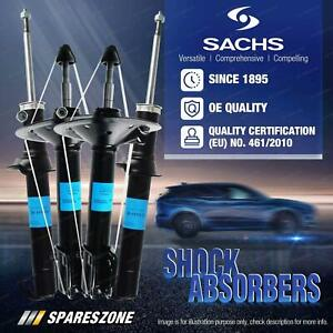 Front + Rear Sachs Shock Absorbers for Hyundai ix35 2.0L 2.4L Turbo AWD 10-20