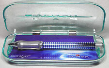 Sensa Marina Capri Blue Ball Pen New Old Stock
