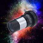 """Solomark 2X Barlow Lens Multi-coated for 1.25"""" Telescope Lens"""