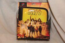 Kiss CD Wallet 2002