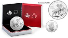 2015 Silver $15 Year of the Sheep 1oz. Coin with Asian Case  -   SALE 15%