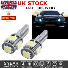 H11 Front Fog Light Bulbs with Holder Fit Mercedes-Benz A B E R Class Sprinter
