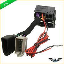 Umwandlungskabel RCD510 RCD310 Canbus Adapter ISO Quadlock VW Golf Jetta Passat