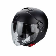 Scorpion Casco Jet Exo-city Nero opaco S