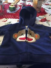 Hoodie For Baby Boy, Size 6 Months, Baby Starters Brand