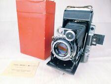 NEAR EXC! 1954 RUSSIAN USSR MOSKVA-2 6x9 MEDIUM FORMAT CAMERA Excellent 5407894