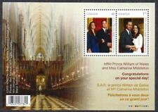 Canada -  #2465b ROYAL WEDDING  Souvenir Sheet - MNH