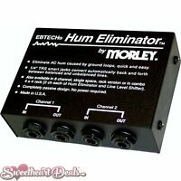 Ebtech HE-2 - Dual Channel Ground Loop AC Hum Eliminator Box