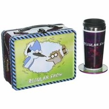 Regular Show Bif Bang POW Tin Tote Gift Set Bbp21800e