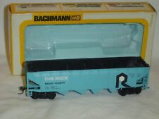 Bachmann #1038 HO Scale The Rock Open Hopper #133274 with KD Couplers