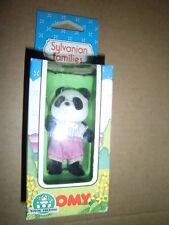 Maple town SYLVANIAN Panda Figlio FAMILY FOREST FAMILIES Tomy Giochi Preziosi
