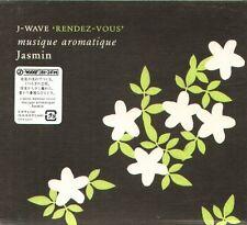 J-wave Rendez-vous -Musiquearomatique Jasmine - Japan CD - NEW DJ KAWASAKI